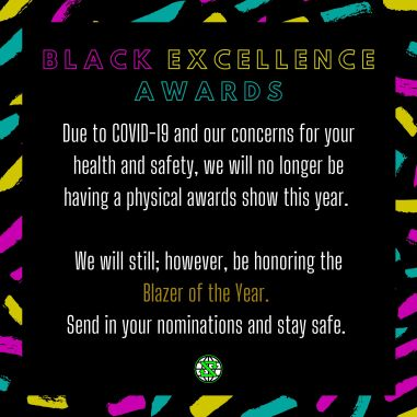 BLACK EXCELLENCE AWARDS